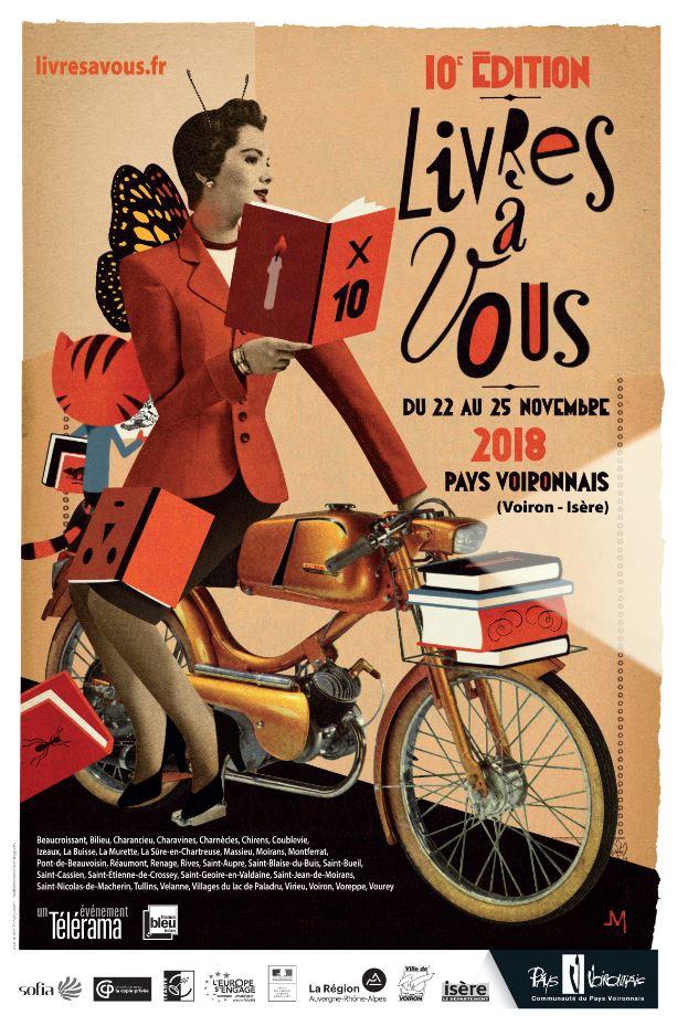 Gilles Abier Affiche Voiron