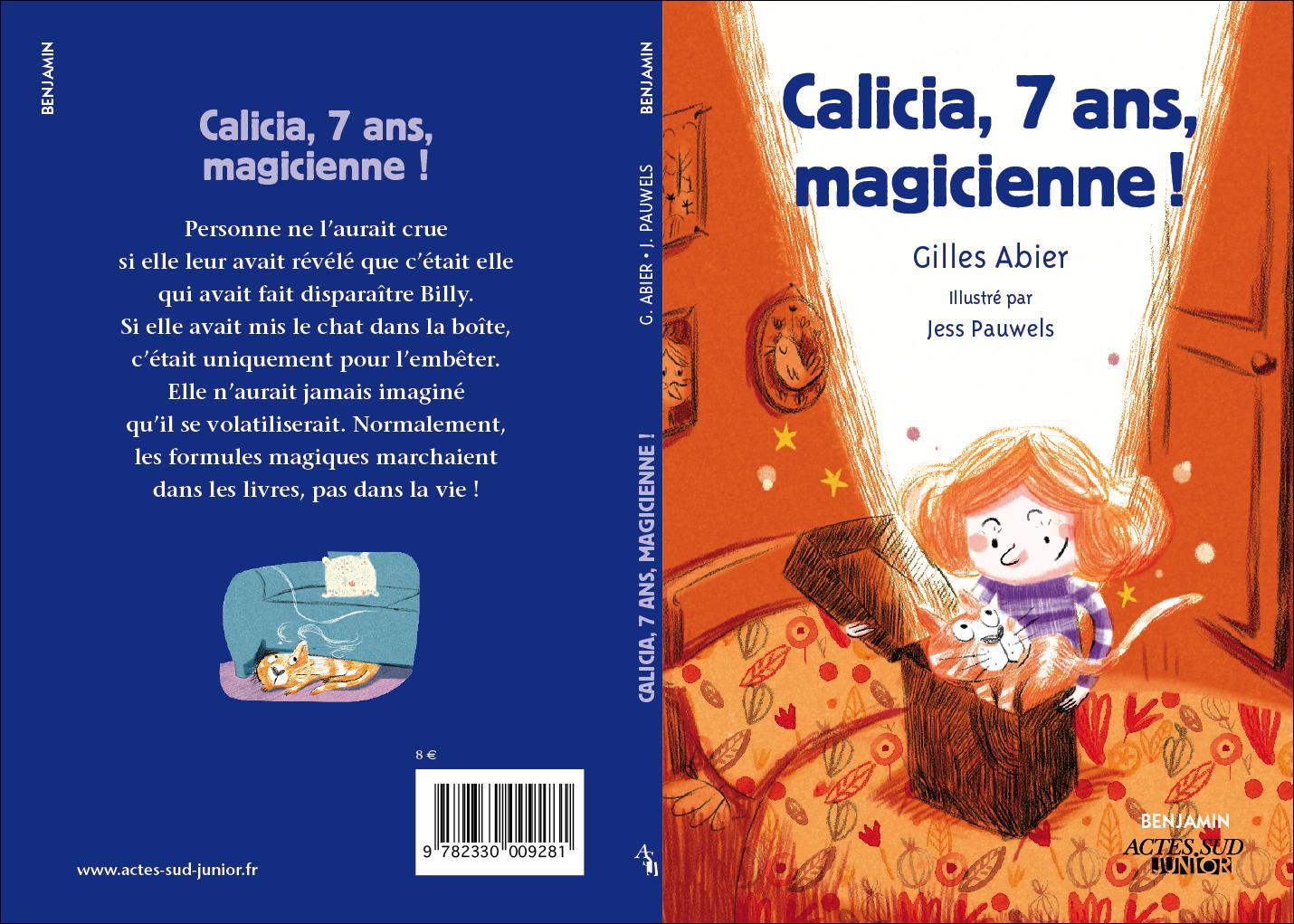 Gilles Abier - couverture première édition