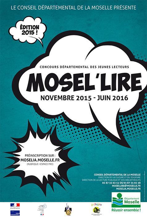 Gilles Abier - Mosel'Lire